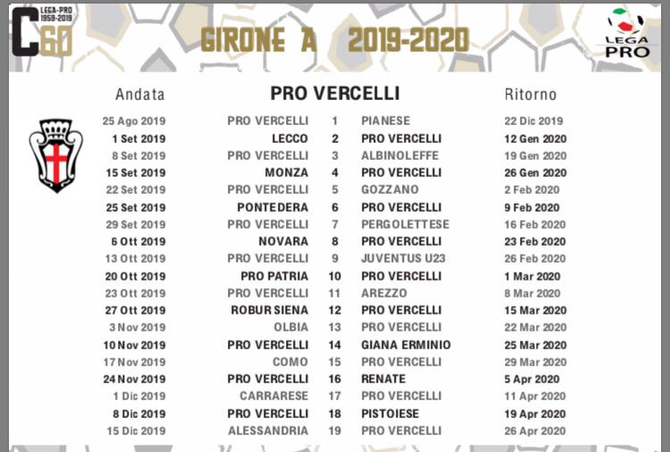 Calendario Serie B 2020 15.Homepage